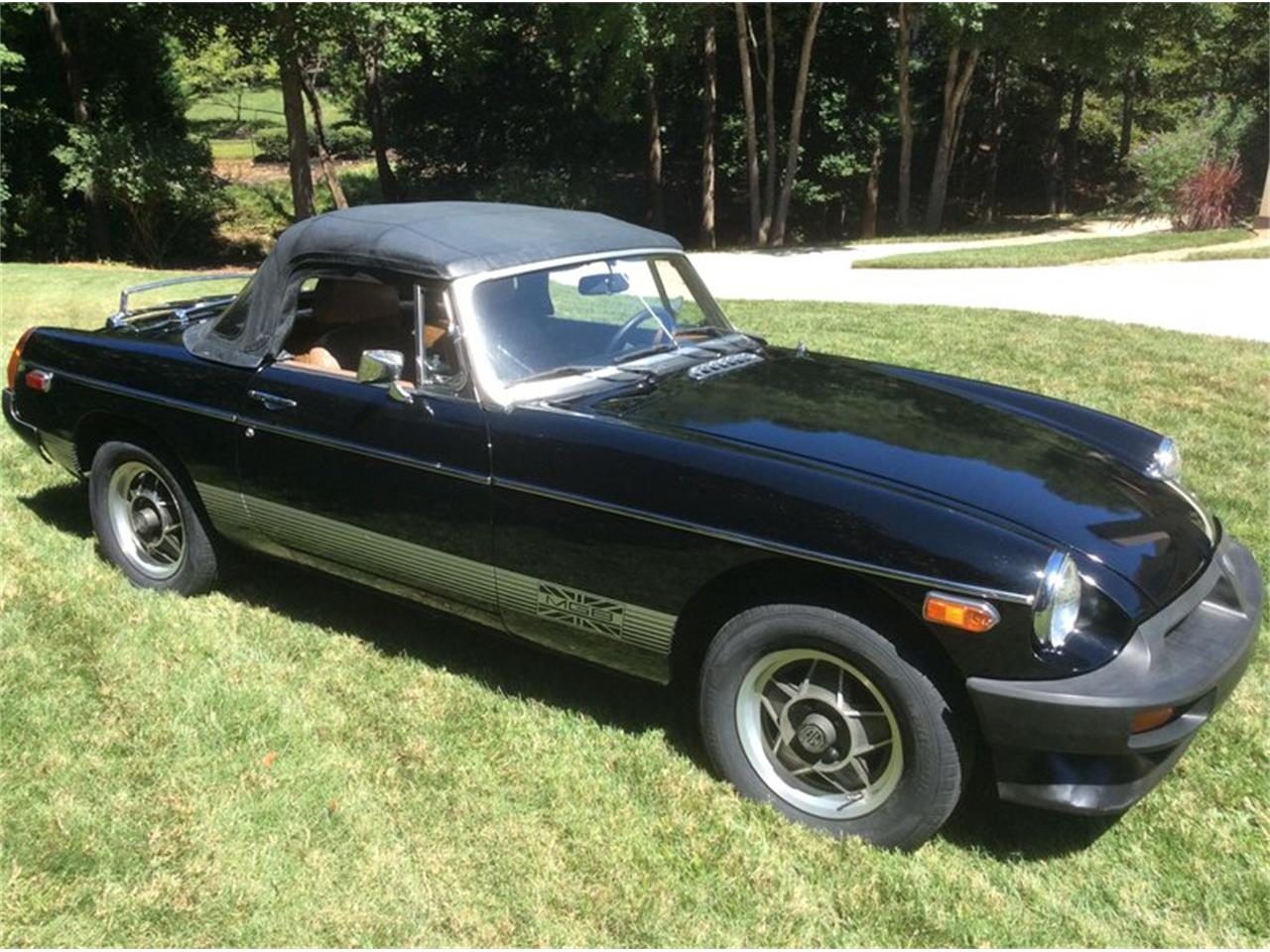 1980 MG MGB (CC-1256694) for sale in Greensboro, North Carolina