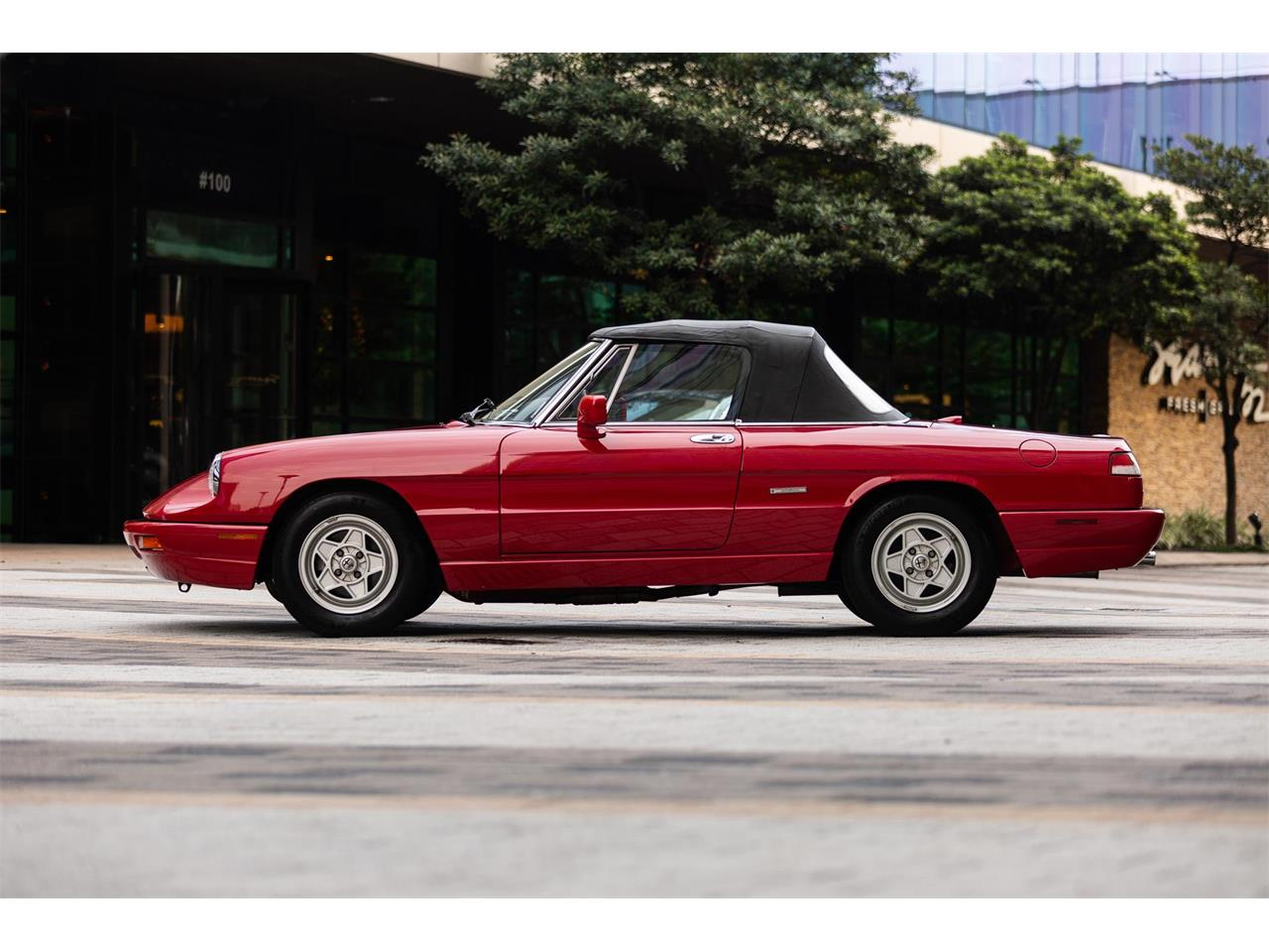 1991 Alfa Romeo Spider (CC-1256742) for sale in Houston, Texas