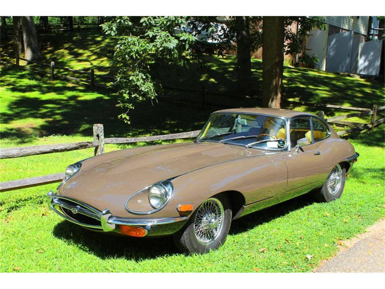 1970 Jaguar E-Type (CC-1256751) for sale in Roslyn, New York