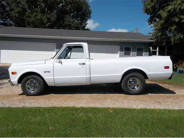 1971 Chevrolet C10 (CC-1256765) for sale in Reinbeck, Iowa