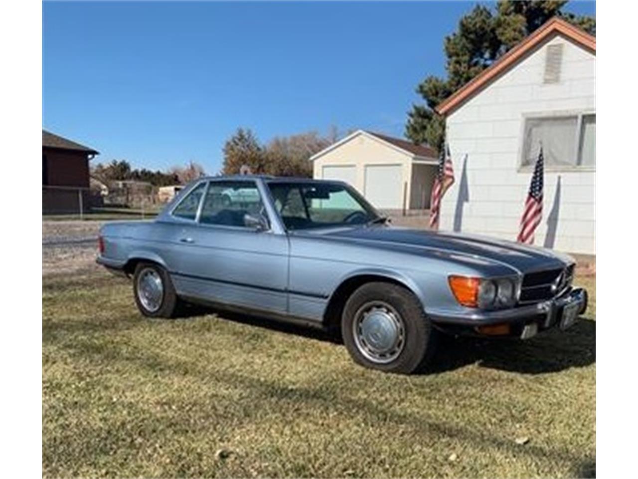 1973 Mercedes-Benz 450SL (CC-1256772) for sale in Lehi, Utah