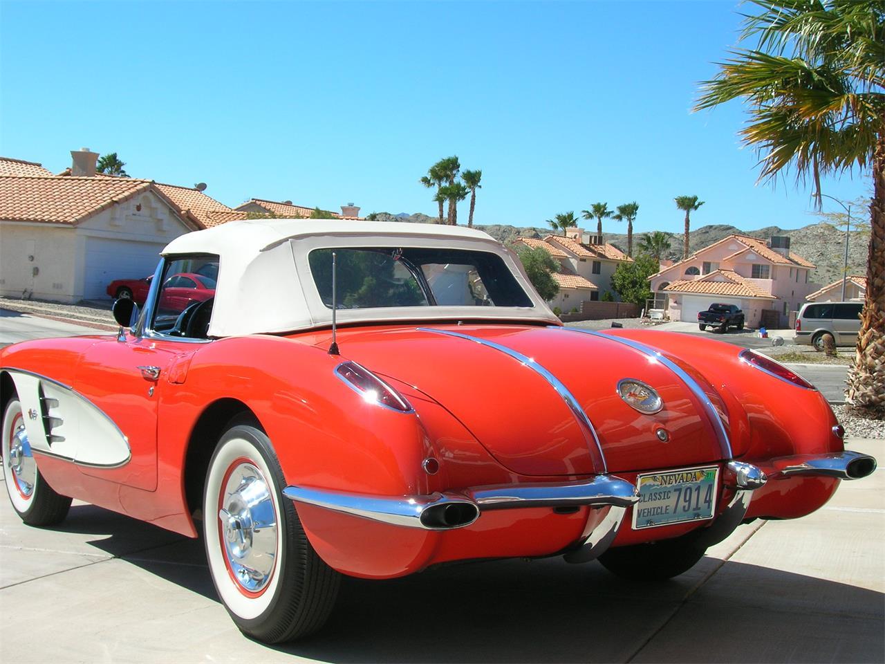 1958 Chevrolet Corvette (CC-1256784) for sale in Laughlin , Nevada
