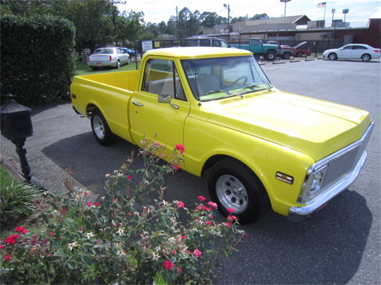1972 Chevrolet C10 (CC-1256787) for sale in Tifton, Georgia