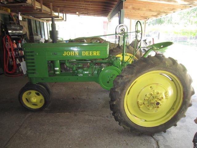 1947 John Deere Tractor (CC-1256788) for sale in Tifton, Georgia