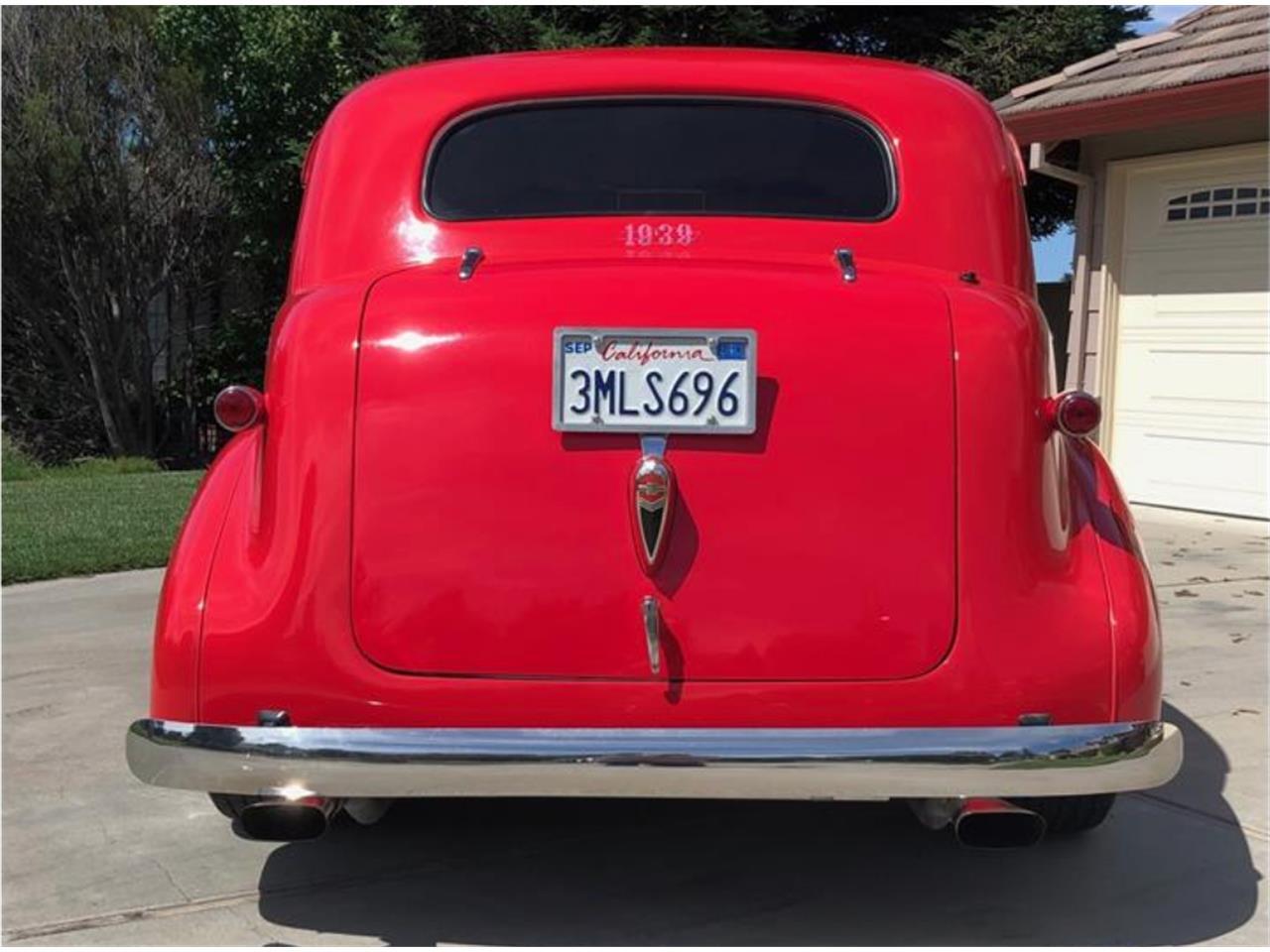 1939 Chevrolet 2-Dr Sedan (CC-1256795) for sale in Salinas, California