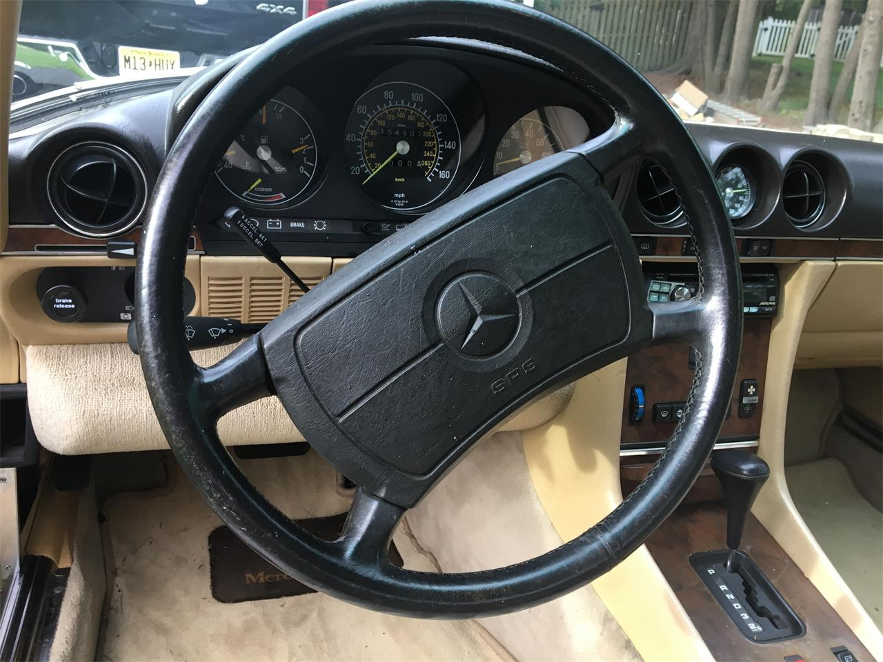 1987 Mercedes-Benz 560SL (CC-1256809) for sale in River Vale, New Jersey