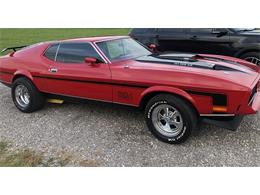 1971 Ford Mustang Mach 1 (CC-1250682) for sale in Oklahoma City, Oklahoma