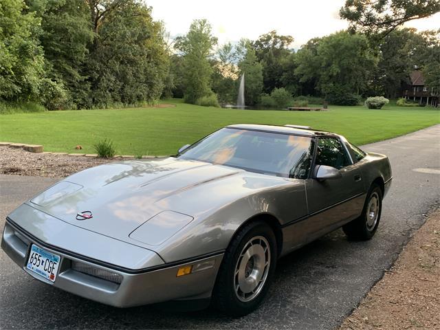 1987 Chevrolet Corvette (CC-1256825) for sale in Mayer, Minnesota