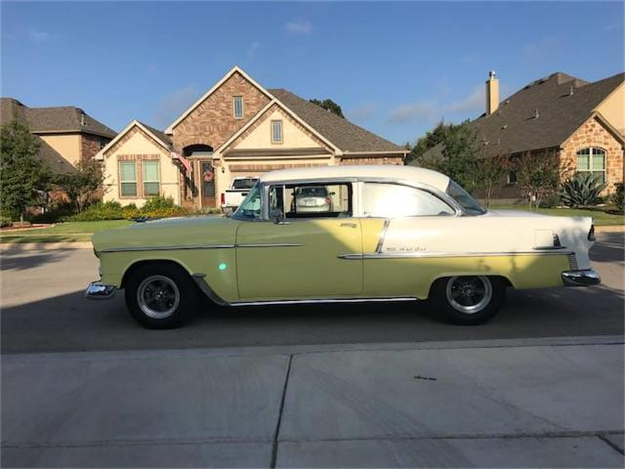1955 Chevrolet Bel Air (CC-1256865) for sale in Boerne, Texas