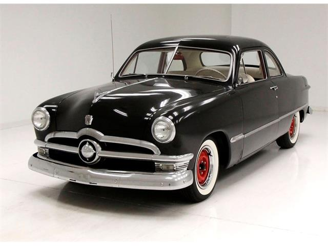 1950 Ford Custom (CC-1256882) for sale in Morgantown, Pennsylvania