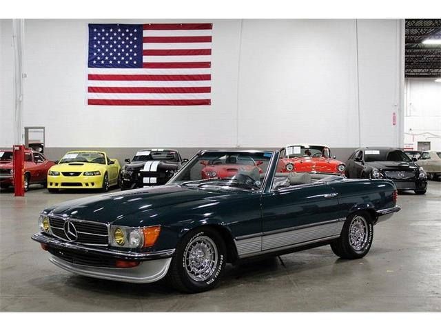1973 Mercedes-Benz 450 (CC-1256888) for sale in Kentwood, Michigan