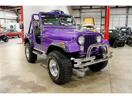 1978 Jeep CJ (CC-1256905) for sale in Kentwood, Michigan