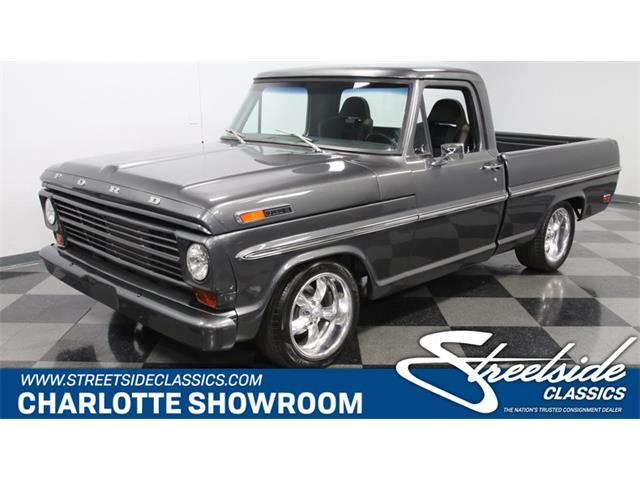 1968 Ford F100 (CC-1256911) for sale in Concord, North Carolina