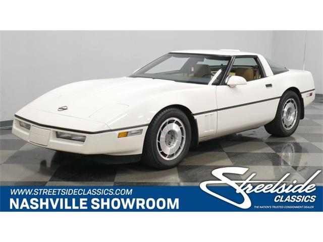 1987 Chevrolet Corvette (CC-1256954) for sale in Lavergne, Tennessee