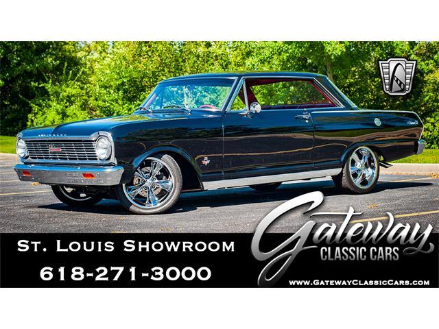 1965 Chevrolet Nova (CC-1256985) for sale in O'Fallon, Illinois