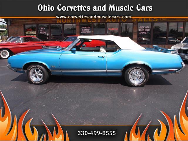 1971 Oldsmobile Cutlass Supreme (CC-1256989) for sale in North Canton, Ohio