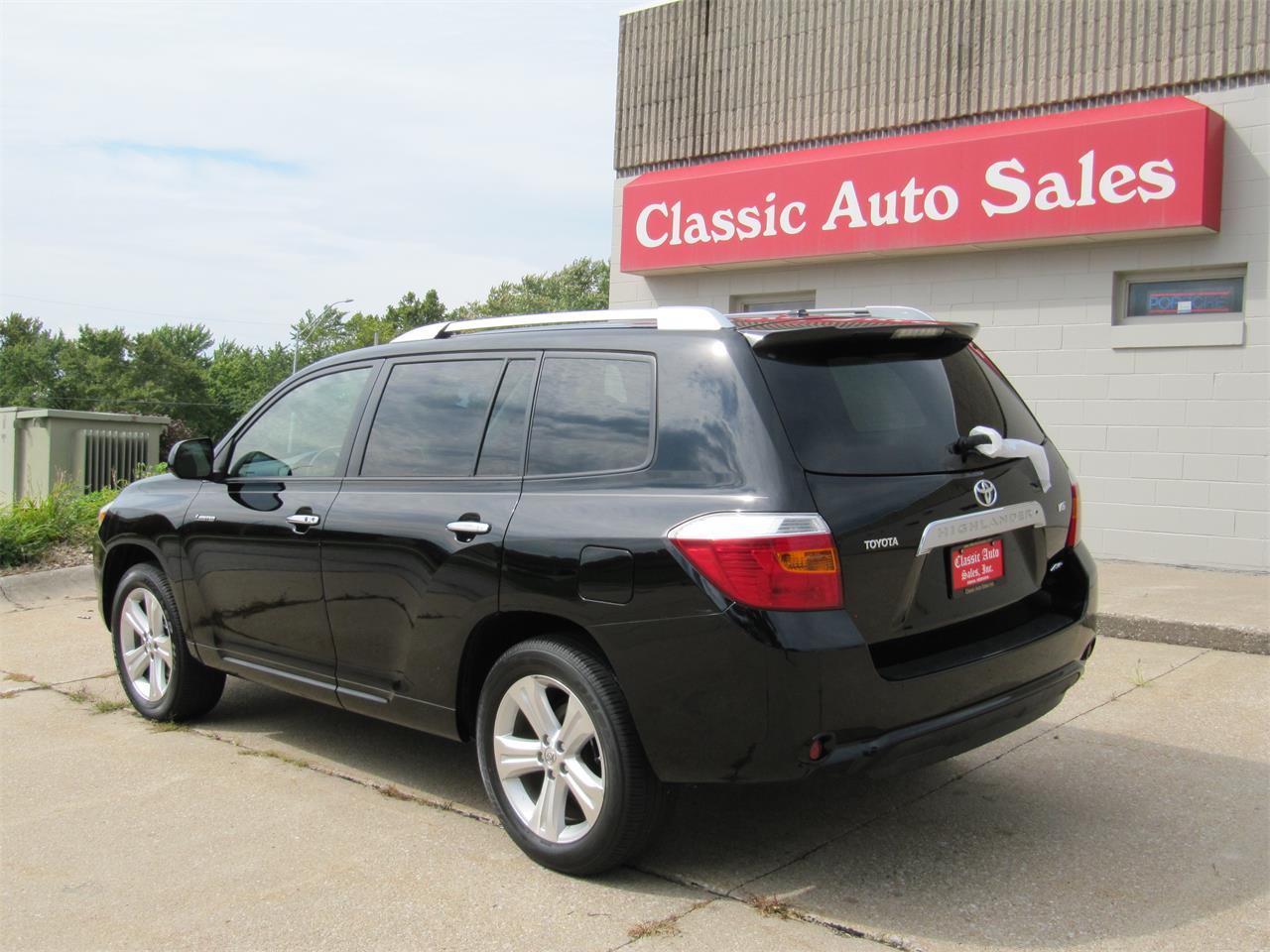 2009 Toyota Highlander (CC-1256995) for sale in Omaha, Nebraska