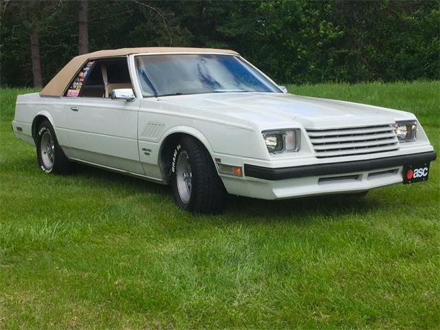 1983 Dodge Mirada (CC-1257007) for sale in Cedar Rapids, Iowa