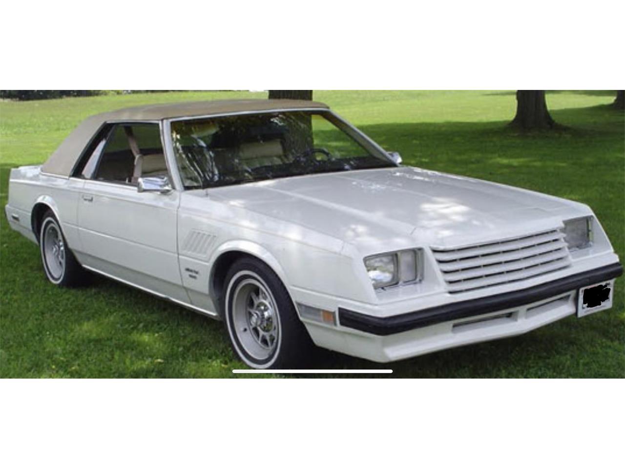 1983 Dodge Mirada (CC-1257007) for sale in Cedar Rapids, Iowa