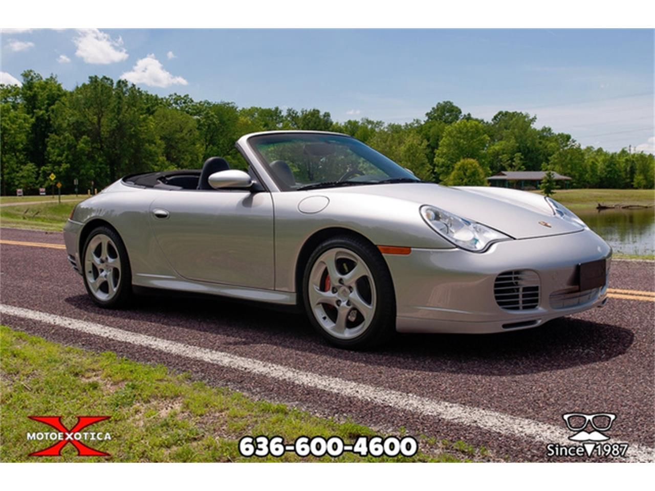 2004 Porsche 996 (CC-1257009) for sale in St. Louis, Missouri