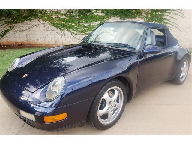 1995 Porsche 993 (CC-1257030) for sale in Guthrie, Oklahoma