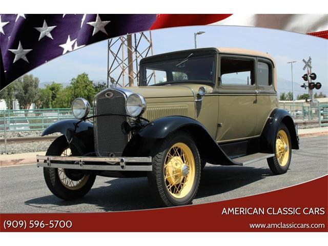 1931 Ford Model A (CC-1257038) for sale in La Verne, California