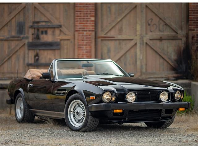 1989 Aston Martin Volante (CC-1257053) for sale in Monterey, California