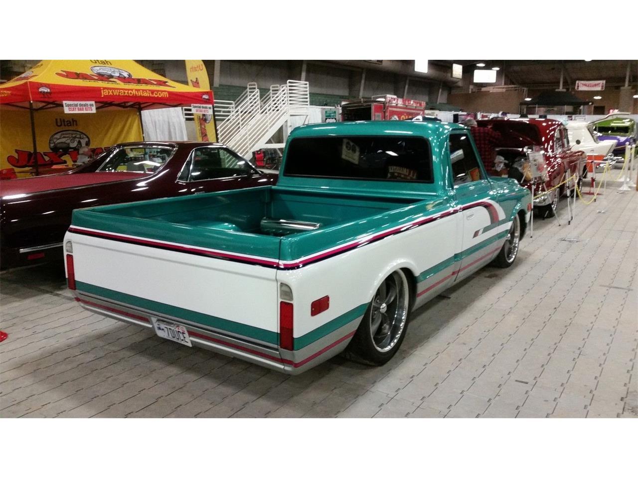 1972 Chevrolet C10 (CC-1257063) for sale in Ephraim , Utah