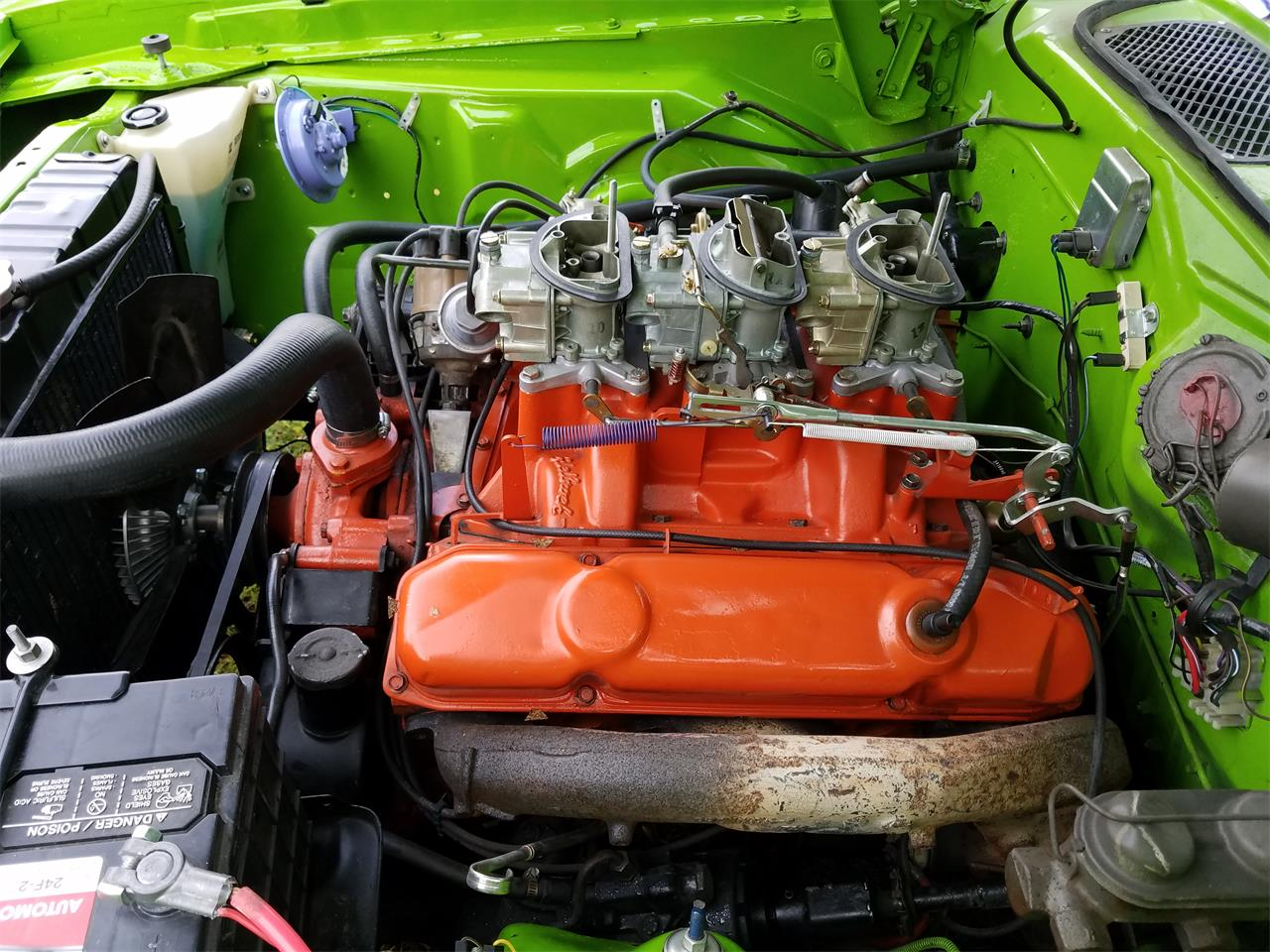 1971 Plymouth Road Runner (CC-1257071) for sale in Fife Lake, Michigan