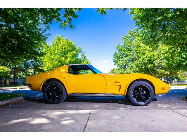 1973 Chevrolet Corvette (CC-1257074) for sale in Chicago, Illinois
