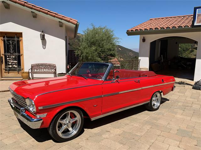1963 Chevrolet Nova II SS (CC-1257076) for sale in Topanga, California