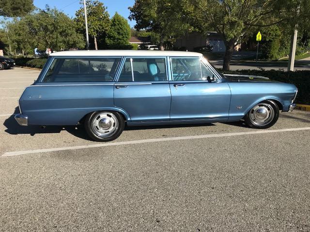 1965 Chevrolet Nova (CC-1257081) for sale in Rancho Palos Verdes, California