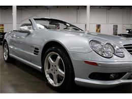 2003 Mercedes-Benz SL500 (CC-1257088) for sale in Kentwood, Michigan
