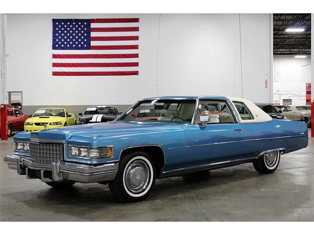 1976 Cadillac DeVille (CC-1257089) for sale in Kentwood, Michigan
