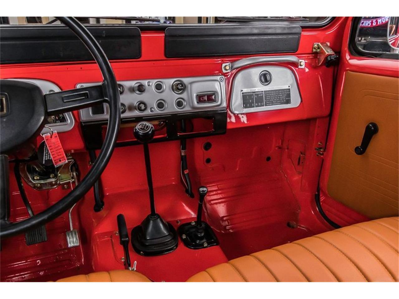 1981 Toyota Land Cruiser FJ (CC-1257091) for sale in Plymouth, Michigan