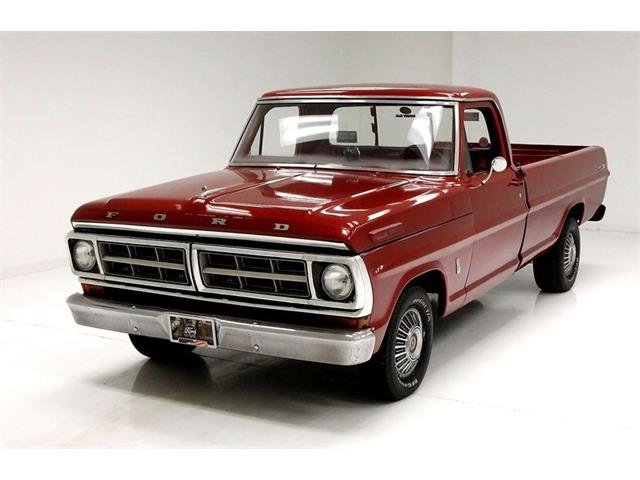 1971 Ford F100 (CC-1250711) for sale in Morgantown, Pennsylvania