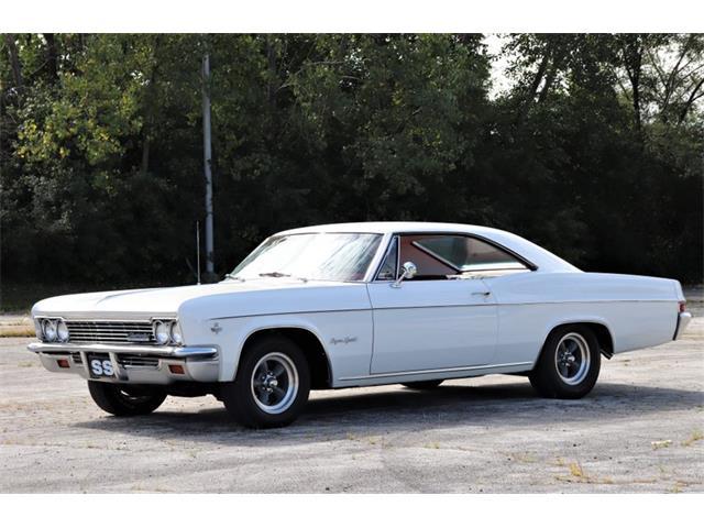 1966 Chevrolet Impala (CC-1257112) for sale in Alsip, Illinois