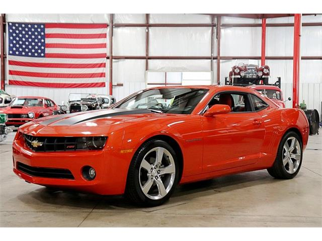 2012 Chevrolet Camaro (CC-1250712) for sale in Kentwood, Michigan