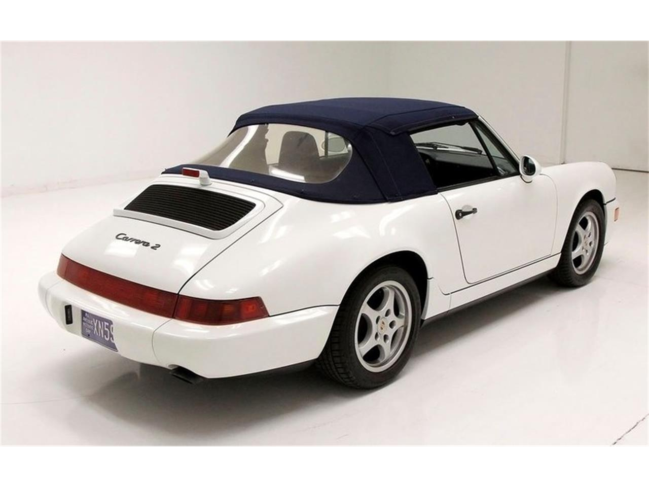 1992 Porsche Carrera (CC-1250713) for sale in Morgantown, Pennsylvania