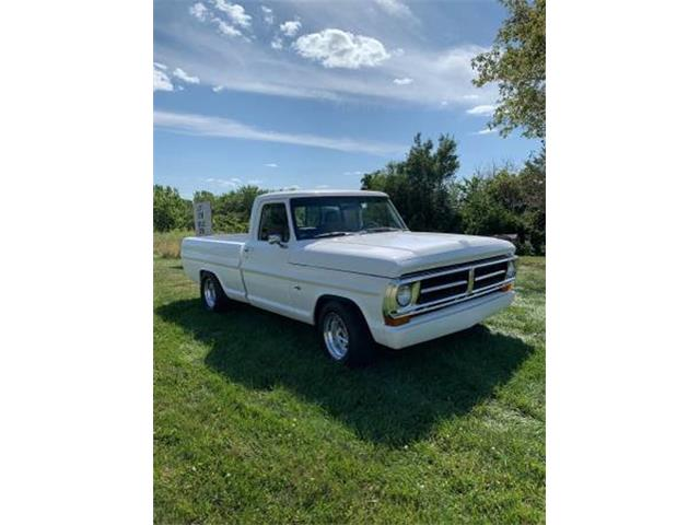 1971 Ford F100 (CC-1257138) for sale in Long Island, New York