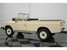 1967 Land Rover Series I (CC-1250714) for sale in Ft Worth, Texas