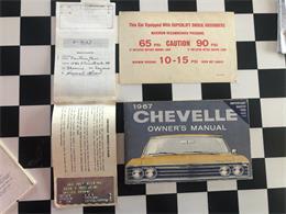 1967 Chevrolet El Camino (CC-1257164) for sale in North Canton, Ohio