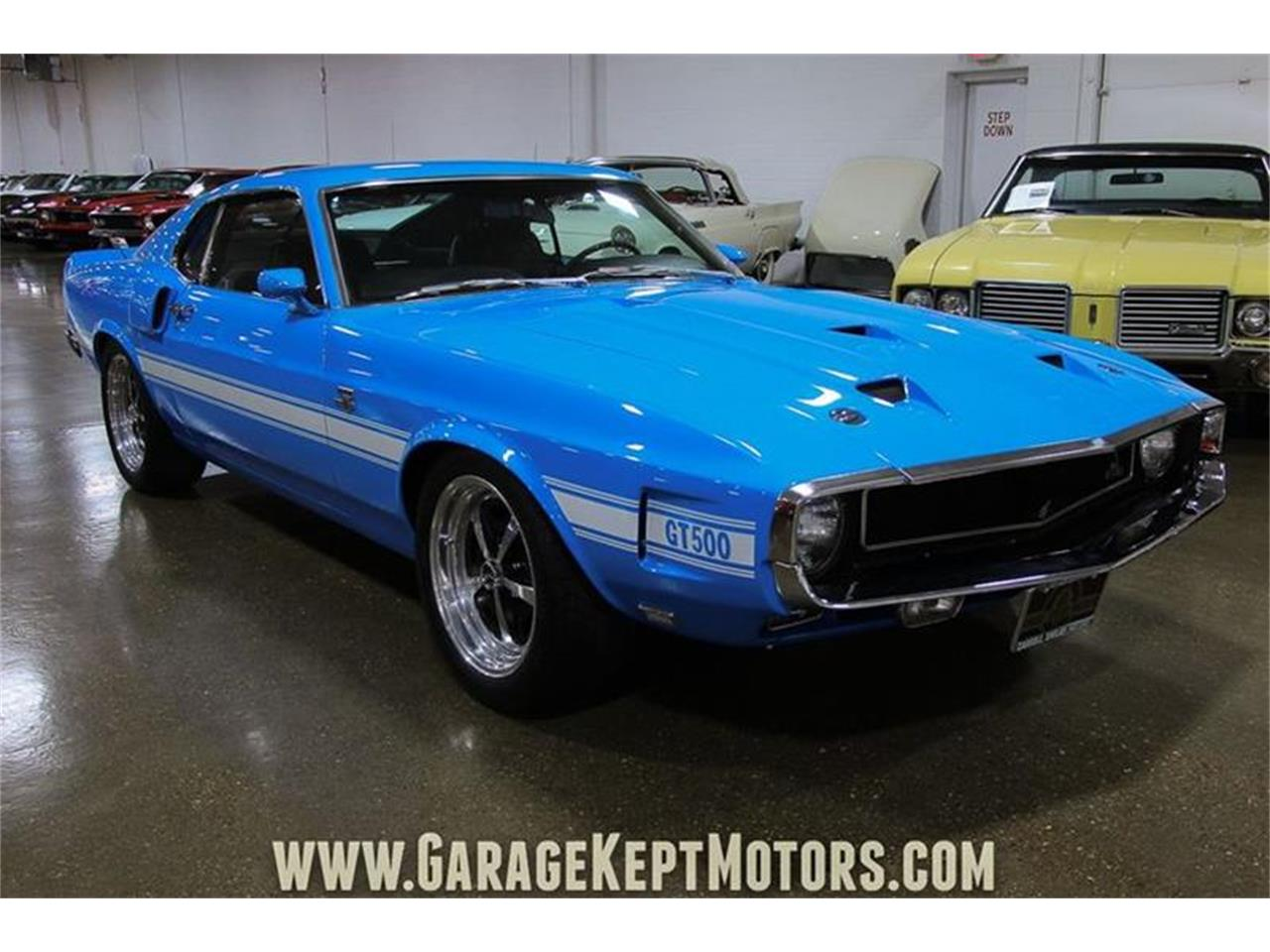 1969 Shelby GT500 (CC-1257168) for sale in Grand Rapids, Michigan