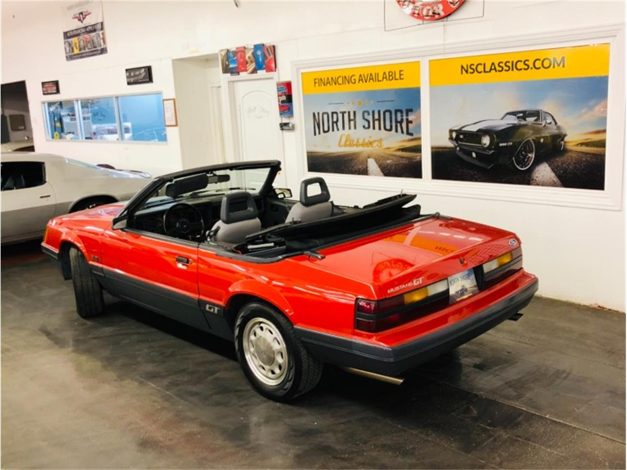 1985 Ford Mustang (CC-1257176) for sale in Mundelein, Illinois