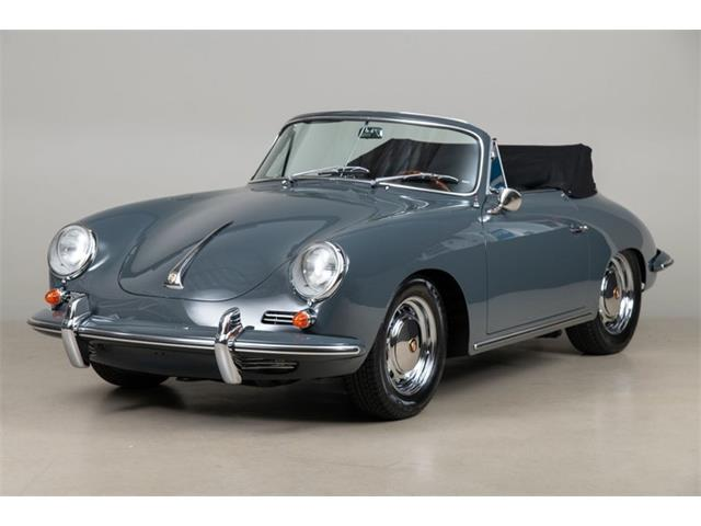 1965 Porsche 356C (CC-1257197) for sale in Scotts Valley, California