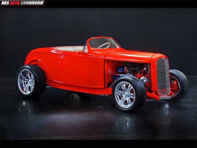 1932 Ford Roadster (CC-1257291) for sale in Milpitas, California