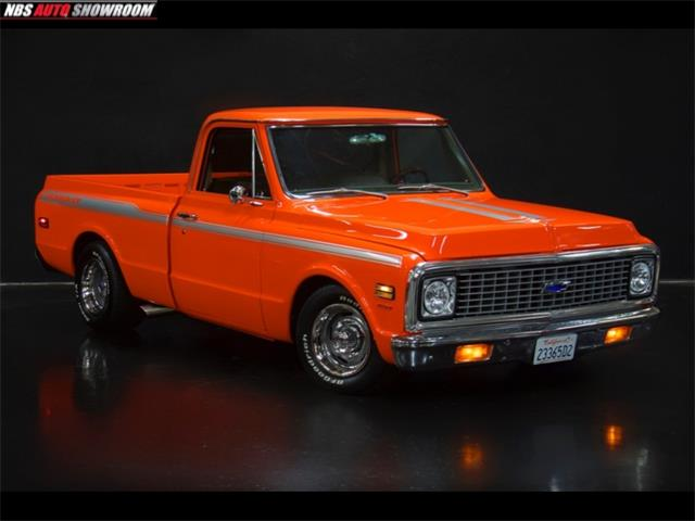 1970 Chevrolet C10 (CC-1257297) for sale in Milpitas, California