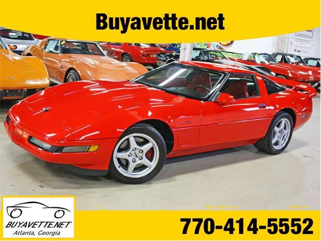 1995 Chevrolet Corvette (CC-1257301) for sale in Atlanta, Georgia