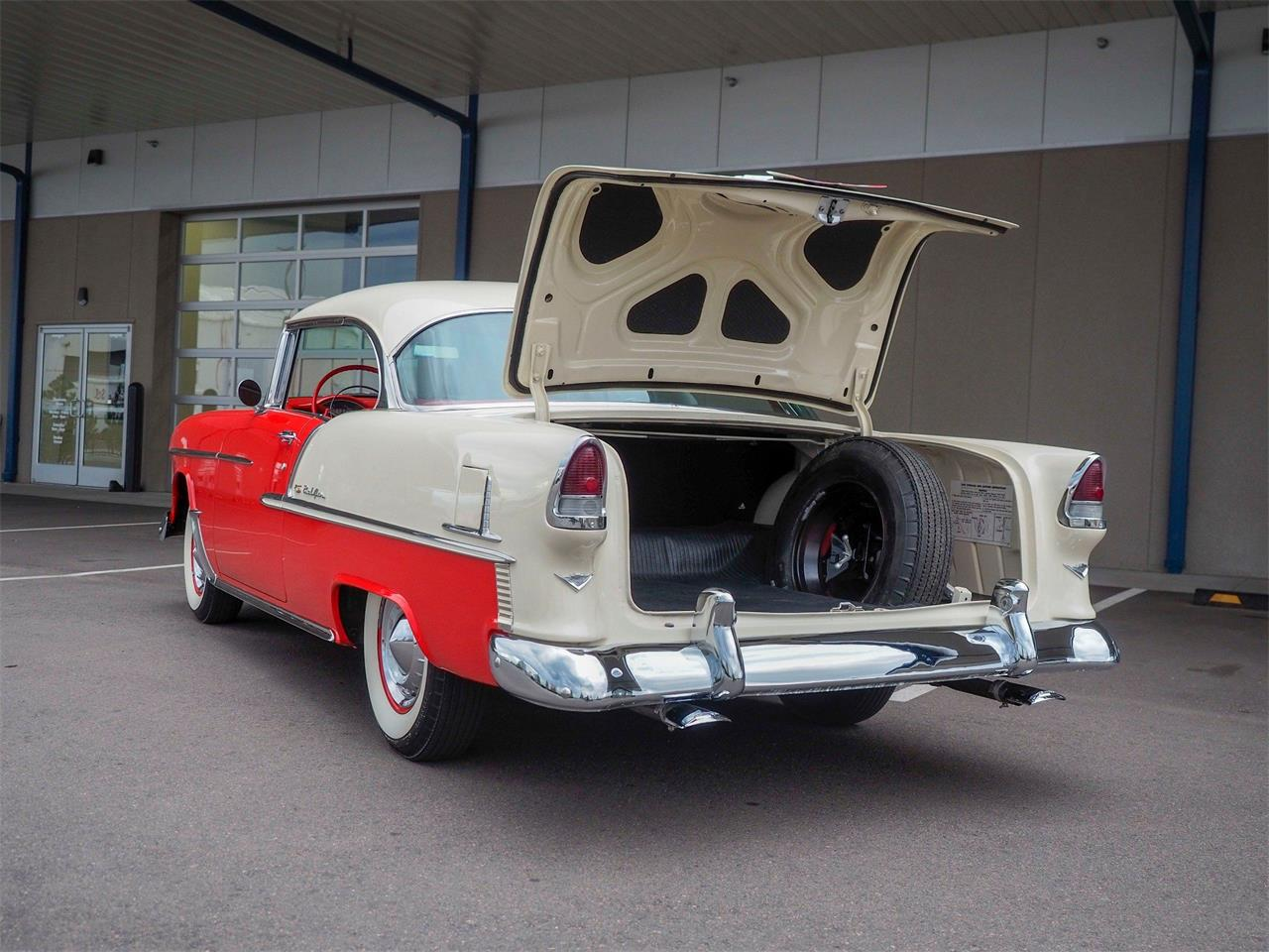1955 Chevrolet Bel Air (CC-1257320) for sale in Englewood, Colorado