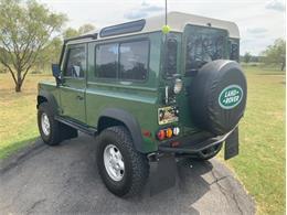 1997 Land Rover Defender (CC-1257325) for sale in Fredericksburg, Texas